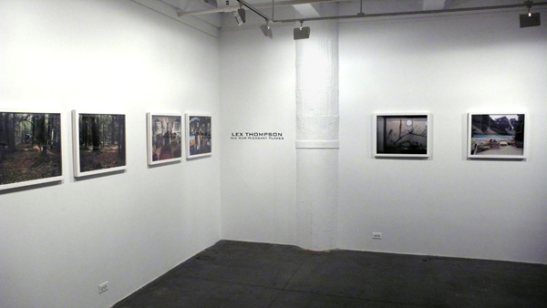 All Our Pleasant Places, Point of View Gallery, New York, NY (2008)